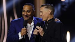 Junos Apologize For Russell Peters' 'Off-Script