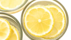 Is Lemon Water Actually Good For
