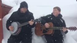 Newfoundland Teen Writes The Winter Anthem Canada