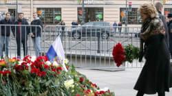 Attentat de Saint-Pétersbourg: trois suspects