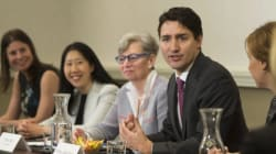 Trudeau In New York City To Attend Annual Women's