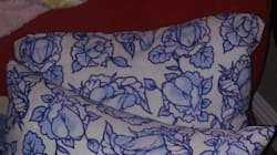 Ne regardez pas ces coussins floraux au