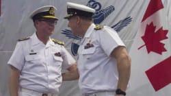 Le vice-amiral Mark Norman aurait coulé de l'information à la