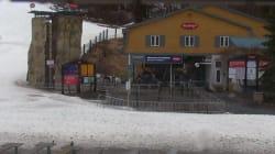 Semaine pluvieuse pour le ski - l'Est du Québec s'en tire