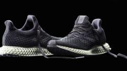 Adidas se lance dans la chaussure de sport imprimée en