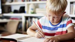 L'école à la maison: une autre option à l'école