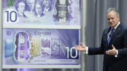 Special Code Unlocks Secret Features On Bank Of Canada's New $10 Bill