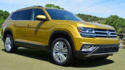 Volkswagen Atlas 2018: demeurer