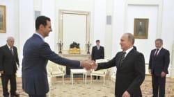 Londres appelle la Russie à cesser de soutenir