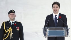 Trudeau, Hollande Honour Those Who Fought At Vimy