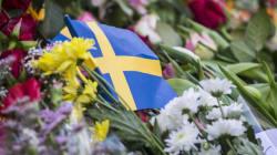 Attentat à Stockholm: le suspect est passé aux