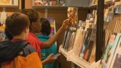 Affluence record au Salon du livre de