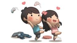 「こんな瞬間、君を大好きって思う」妻への愛を、イラストで表現してみたよ