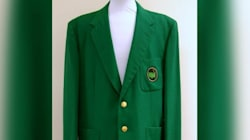 Golf Jacket Bought At Toronto Thrift Shop For $5 Sells For