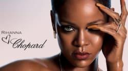 Rihanna lance sa propre ligne de bijoux avec