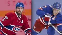 Série Canadiens-Rangers: cinq confrontations à