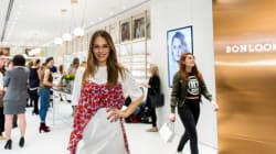 Styles de soirée: BonLook inaugure en grand sa nouvelle boutique phare à