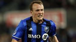Un joueur de l'Impact de Montréal suspendu pour une photo controversée sur les réseaux