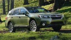 Subaru Outback 2018: adieu boîte