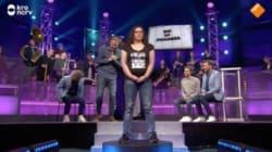 Ce jeu télévisé demande aux participants de deviner si les femmes sont grosses ou