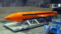 Les États-Unis ont utilisé leur plus puissante bombe non nucléaire en