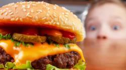 「すべてはチーズバーガーのため」