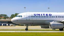 United Airlines se retrouve au cœur d'un nouveau