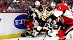 Former NHL Players Have Higher Rate Of Psychiatric Disorders: