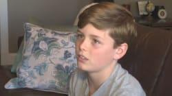 Un enfant de 10 ans perd son siège dans un avion