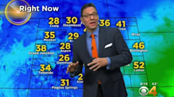 ► Rapping Weathermen Drop Better Forecasts Than