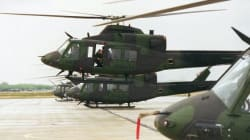 Edmonton Helicopter Squadron Deployed To