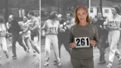 Il y a 50 ans, elle courait le marathon de Boston. Elle l'a refait