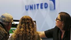 United Airlines annonce des mesures contre la