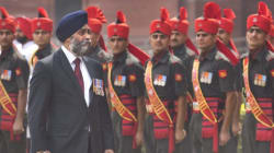 Sajjan Accused Of Being Sikh Nationalist By Indian