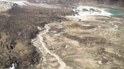 たった4日で大河が消えた カナダのスリムズ川に何が...(動画)