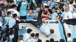 Argentine Soccer Fan Dies After Allegedly Being Thrown From
