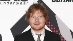 Ed Sheeran victime d'une erreur de