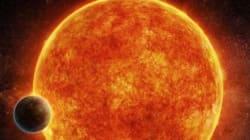 Une super-Terre rocheuse pourrait abriter la