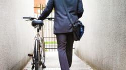 Le vélo réduirait le stress au