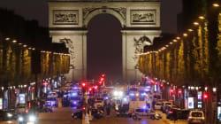 Attentat à Paris: un mot défendant l'EI retrouvé près du