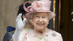 Queen Elizabeth Celebrates Her 91st Birthday At