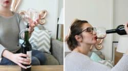 Le verre de vin parfait pour les