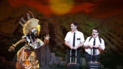 «The Book of Mormon», toujours aussi drôle et