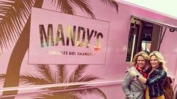 Mandy's a maintenant son camion de