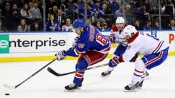 Le Canadien est éliminé en six matchs par les Rangers de New