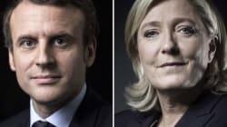 Macron et Le Pen qualifiés pour le second