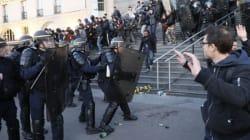 Présidentielle: heurts entre «antifascistes» et policiers à