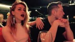 Amber Heard et Elon Musk officialisent leur couple sur