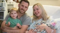 Couple Says 'Hello' And 'Goodbye' To Terminally Ill