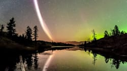 Meet 'Steve,' The Mysterious Aurora Found By Alberta